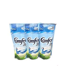 combo 3 Nước xả vải Comfort Thái Lan 580ml ( màu xanh)