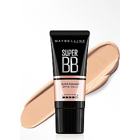 Kem Nền Maybelline Super BB Ultra Cream Cover SPF50 PA++++ 30ml Trang Điểm Hoàn Hảo PM711-3