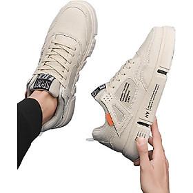 Giày sneaker nam cao cấp SP-295 (màu xám)
