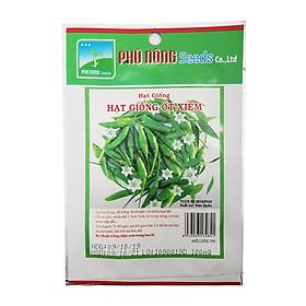 Hạt giống ớt xiêm Phú Nông (100 mg/gói)