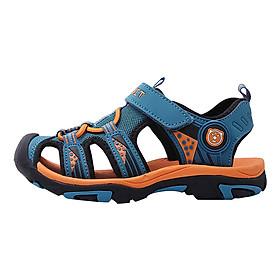 Giày Sandal Rabit Bít Mũi Cho Bé Trai XD20 - Xanh