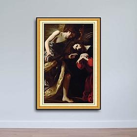 Tranh Thiên Chúa Giáo: Tranh Chúa Và Thiên Thần W697