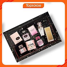 Set Nước Hoa Mini-Gift Set Victoria's Secret (Love EDP 7.5ml+Tease 7.5ml+Bombshell 7.5ml+Heavenly 7.5ml)
