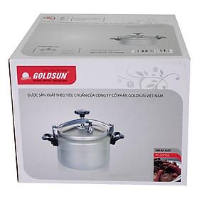 Nồi Áp Suất Điện Hóa Mềm Goldsun PC-GJY50A 10200221 (5L)