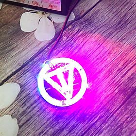 Đèn LED Logo tam giác cảnh báo gắn ô tô, xe máy - TB246