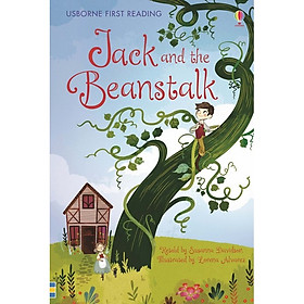 Usborne First Reading Level Four: Jack and the Beanstalk