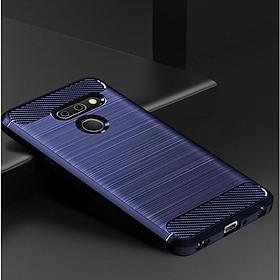 Ốp lưng chống sốc Vân Sợi Carbon cho LG V30 ThinQ
