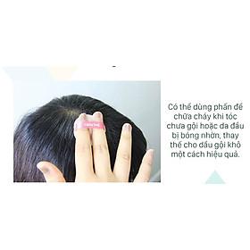 Phấn Phủ Kiềm Dầu Trong Suốt Cathy Doll Oil Control Film Pact 12G #Translucent (12g)-11