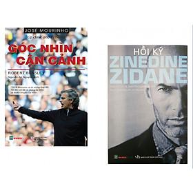 Combo : Hồi kí Zinedine Zidane, Jose Mourinho - Góc nhìn cận cảnh