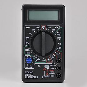 Đồng hồ đo vạn năng sửa chữa DT_830D có loa báo thông mạch