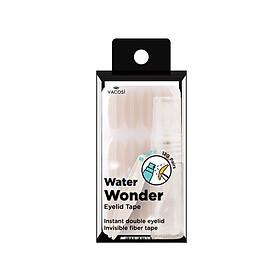 Miếng Dán Kích Mí (sử dụng nước) - Vacosi Water Wonder Eyelid Tape VM23