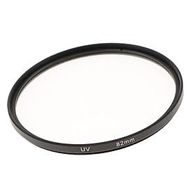 UV 82 Mm Cho Ống Kính Máy Ảnh-Bảo Vệ Tia Cực Tím Chụp Ảnh Lọc Siêu Dành Cho Máy Ảnh Canon Nikon Sony olympus V