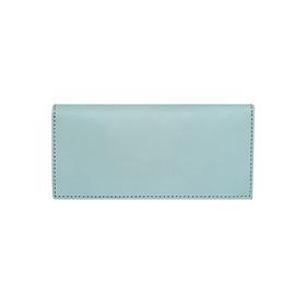 Hình đại diện sản phẩm Ví Da Handmade Cầm Tay Nữ Leorno VD90C (19.8 x 10cm) – Xanh Dương