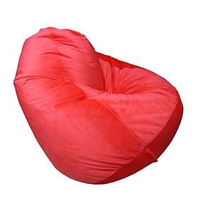 Ghế Lười Hình Giọt Nước GH-GINU-DOFR - Đỏ