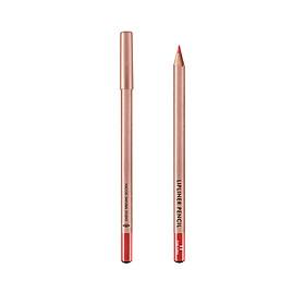 (BẢN MỚI) Chì Kẻ Viền Môi Vacosi Lipliner Pencil No.11Pure Coral - Cam San Hô
