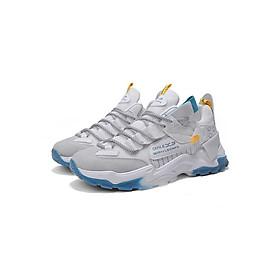 Giày sneaker nam Muidoi G775 dáng thể thao, phối nhiều màu phong cách trẻ trung, năng động, phù hợp cho mọi dịp