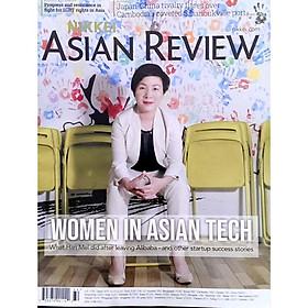 [Download Sách] Nikkei Asian Review: Women In Asian Tech - 32