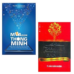 Bộ sách về quản trị bán hàng cho doanh nghiệp: Mua Sắm Thông Minh - Mô Hình Phân Phối Và Bán Lẻ