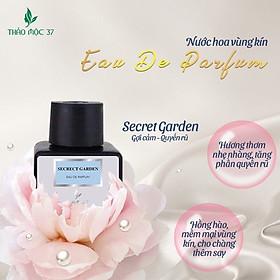Nước Hoa Vùng Kín Thảo Mộc 37 mùi Secret Garden (Gợi cảm - Quyến Rũ) Lưu hương 48 tiếng