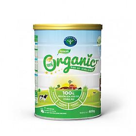 Sữa bột hữu cơ 100% Nutricare Organic Ngon Sạch Bổ Dưỡng (400g)