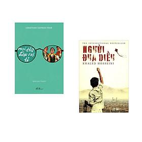 Combo 2 cuốn sách: Mọi thứ được soi tỏ + Người đua diều
