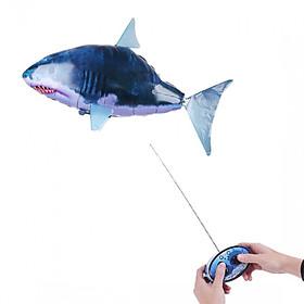 Đồ Chơi Cá Mập Bay RC Điều Khiển Từ Xa