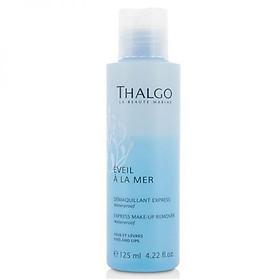 Tẩy trang cho vùng mắt môi Thalgo Express Make- up Remover 125ml-0