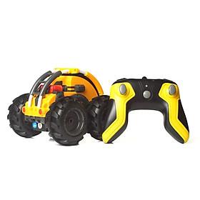 Xe Điều Khiển Lội Nước Guoan Toy MT423760 - Màu Vàng