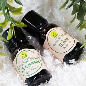 Tinh dầu Sả Chanh - Tràm  Sức Sống Mới 50ml