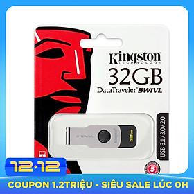 USB Kingston DataTraveler SWIVL 32GB Chính hãng