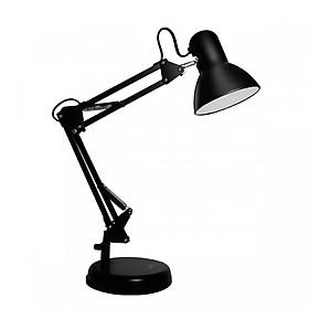 Đèn bàn học, làm kỹ thuật (đen)