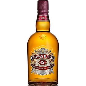 Rượu Whisky Chivas Regal 12 (700ml) 40% - Kèm Hộp