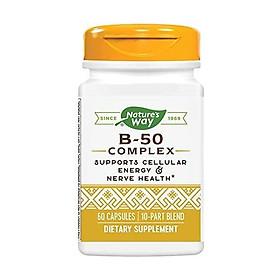 Nature's Way Vitamin B-50 Complex
