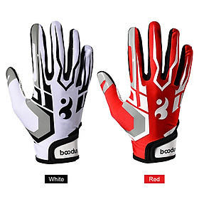 Batting Gloves Unisex Baseball Softball Batting Gloves Anti-slip Batting Gloves For Adults-4