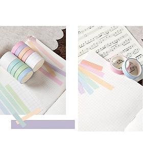 Bộ băng giấy dính trang trí Nhật Bản 2 mét mẫu Sweet Dream