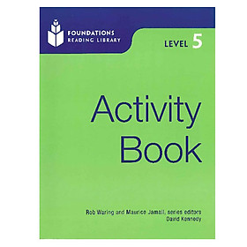 Foundations Reading Library 5: Activity Book