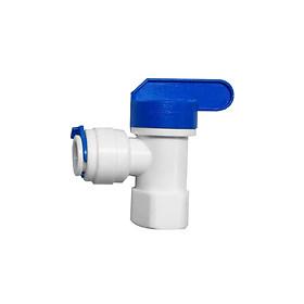 Van bình áp - van khóa bình chứa nước máy lọc nước, van dùng trong bộ lọc nước, máy lọc nước (Hàng chính hãng)