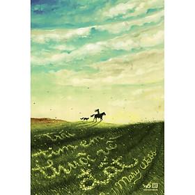 Cuốn sách về  một tâm hồn trinh nguyên luôn hướng về Đất mẹ: Trái tim em thuộc về đất