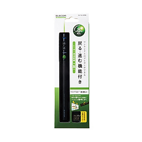 Bút trình chiếu đèn xanh ELECOM ELP-GL10PBK