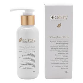Kem Dưỡng Trắng A.c.story Body Lotion Whitening Tone Cream (150ml)