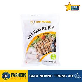 [Chỉ Giao HCM] - Chả ram rế tôm Sinh Hương - 500G