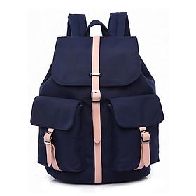 Balo thời trang nữ cao cấp J.QMEI 001A túi đựng laptop, túi đựng macbook chống sốc  14 inch - hàng chính hãng