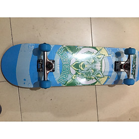 Ván Trượt  Skateboard  Gỗ 1204 trục hợp kim + gỗ ép 3 lớp