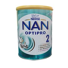 Sữa Bột Nestlé NAN Nga Optipro 2 (800g) 6-12 tháng