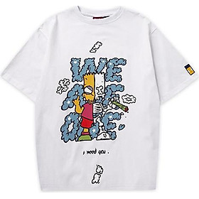 Áo thun Simpsons x Jason - ASJ 13