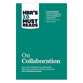 Harvard Business Review's 10 Must Reads On Collaboration