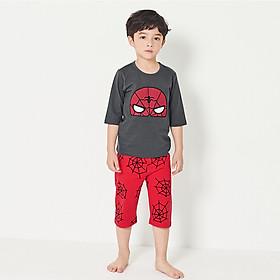 Bộ đồ lửng mặc nhà bé trai Unifriend Hàn Quốc UG012