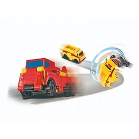 Transracers - Xe ben biến hình Xe cứu hỏa VECTO VN463875-07