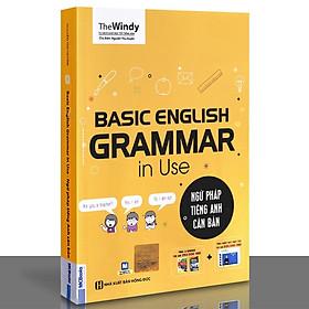 Sách - Basic English GRAMMAR In Use - Ngữ Pháp Tiếng Anh Căn Bản (Bìa Vàng)