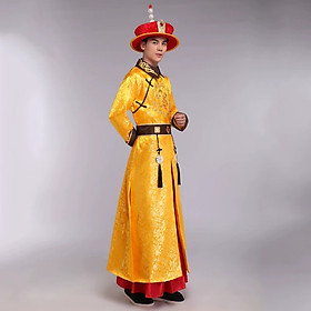 Trang Phục Vua Nhà Thanh Bộ Trang Phục Hóa Trang Vua Càng Long Khang Hy